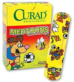 Medtoons Bandages