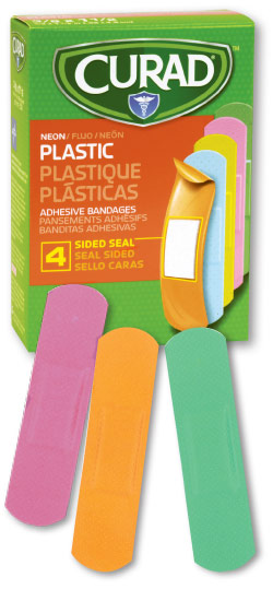 Neon Pattern Bandages