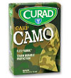 Camp Camo Green Bandages