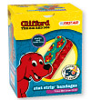Clifford the Big Red Dog Bandages