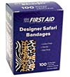 Designer Safari Bandages