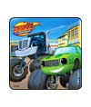 Blaze & The Monster Machines - Cool Trucks Stickers