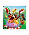 Looney Tunes Outdoor Fun Scenes Stickers