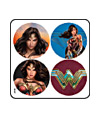 Wonder Woman Movie MiniBadges™ Stickers