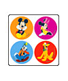 Mickey & Friends MiniBadges Disney Stickers