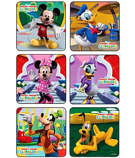 Mickey Mouse Clubhouse Disney Stickers