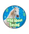 Wild Animal Saver Photos Asst. Stickers