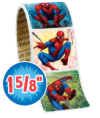 Spider-Man Classic Value Stickers - Roll