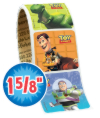 Toy Story Value Stickers - Roll