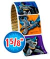 Batman Value Stickers - Roll