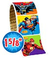 Justice League Value Stickers™ - Roll