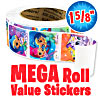 Shimmer and Shine Mega Roll Value Stickers™