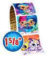 Shimmer and Shine Value Stickers™ - Roll