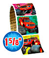 Blaze & The Monster Machines Value Stickers™ - Roll