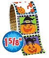 Halloween Value Stickers - Roll