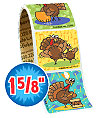 Thanksgiving Value Stickers - Roll
