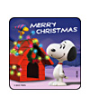Peanuts - Christmas Time Stickers