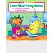 Learn About Immunization Coloring Books