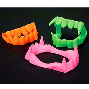 Goofy Teeth Dental Toys
