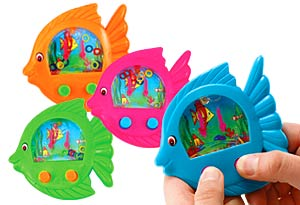 Tropical Fish Water Games