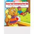 Emergency First Aid Coloring Books