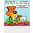 Eat Healthy Coloring Books