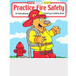 Practice Fire Safety Coloring Books