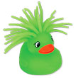 Neon Puffer Duck Toys