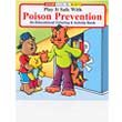 Poison Prevention Coloring Books