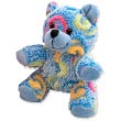 Plush Rainbow Swirl Bears
