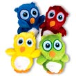 Plush Hoot Owl Toys