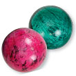 35mm Marbleized Bouncy Balls