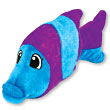Plush Bright Striped Fish Toys